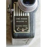 Kodak Camera Cine Vintage Magazine 16 Antigua 1930, Ver...