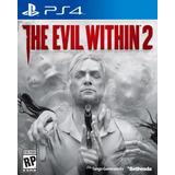 The Evil Within 2 | Ps4 | Físico | Sellado | Original |