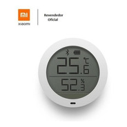 Sensor Medidor De Temperatura E Umidade Bluetooth Xiaomi
