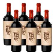 Vino Otro Loco Mas Malbec 750 Ml Caja X6 Botella 01almacen