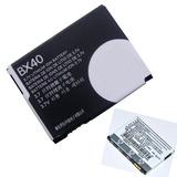 Bateria Motorola V8 Gold Bx40 Bx-40 V9 U9 V9m