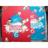 Ciencias Sociales 6 Logonautas - Editorial Puerto De Palos