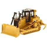 Trator De Esteiras Caterpillar D6r 85910 Escala 1:50