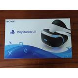 Lentes De Realidad Virtual Sony Ps4 Playstation Vr Sellado