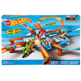 Autopista Hot Wheels Superchoque - Envio Gratis / Diverti