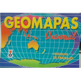 Libro Geomapas Universal, Croquis Edit. Excelencia