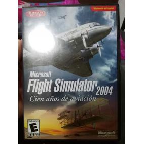 Flight Simulator Cien Años De La Aviación!!!