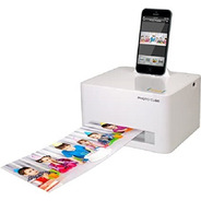 Impresora De Fotos Vupoint Photo Cube Ip-p10-vp Blanco