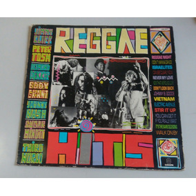 Lp Reggae Hits (peter Tosh, Johnny Nash, Jimmy Cliff...)