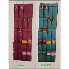 Organizador De Zapato Colgante P/placard/puerta