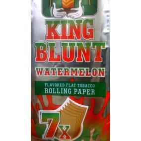 Papel Blunt King X 7 Papelitos (el Mejor Precio)