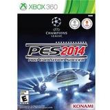 Konami / Pro Evolution Soccer 2014 Para Xbox 360