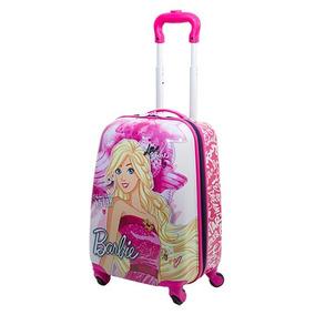 Mala Grande Barbie 17pc 360º Sestini
