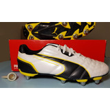 Botines Puma Universal H8 - Tapones Intercambiables - Rugby