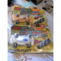 2 Autitos Marca Mayr.plast Decada Del 70 Nuevos A $399 !!