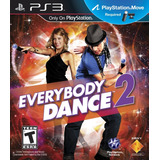 Juego Everybody Dance Ps3 G1098466 Sony