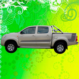 Decoracion Toyota Hilux Trd 4x4 Calco Calcomania Decals!