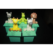 20 Souvenir-cajta Animailtos En Porcelana Frìa!!!