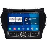 Hyundai Santa Fe 2013/2017 Radio Original Dvd Gps Android