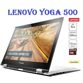 Notebook Touch Convertible 360° Lenovo 14 Yoga 500