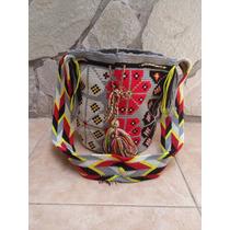 Bolsa Wayuu Grande - Colômbia