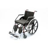 Cadeira De Rodas C/ Ap De Panturrilha Ap Braço Escamoteável