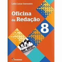 Livro Oficina De Redação 9¬ Ano - Lila Lauar Sarmento - Edit
