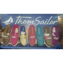 Zapatos Thom Sailor De Dama