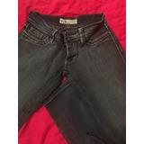 Pantalon De Jean De Mujer Tolano