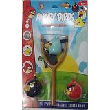 Brinquedo Angry Birds O Filme Estilingue Com 3 Bonecos Promo