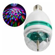 Luz Luces Foco Led  Bolichera Giratoria 3 Colores