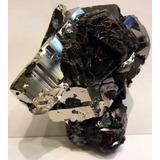Cristal Roca Pirita Sulfuro Hierro Oro Esfalerita Blenda 5