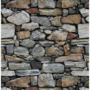 Papel Muresco Vinilizado Zen 34711 Piedra Soul