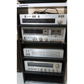 Tape Deck Gradiente Cd-4000