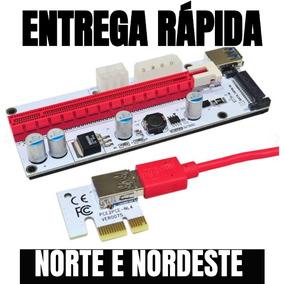Placa Riser Card Pci-e Express Norte Nordeste
