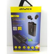 Mini Fone De Ouvido Bluetooth Original Awei T85 Original
