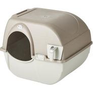 Litera Para Gatos - Cat Litter Box - Autolimpiante Cerrada