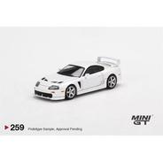 Toyota Supra Trd 3000gt - 1:64 - Mini Gt