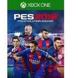 Xbox One: Pes 18 ( Pro Evolution Soccer 2018 ) Con Garantia