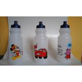 Cooler Cotillón Peppa, Cars, Mickey Sobre Ruedas