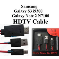 Cable Hdmi Mhl Galaxy Tab 3 Galaxy Note 10.1 2014 Edicion