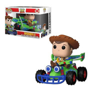 Funko Pop Toy Story Rides Woody With Rc 56