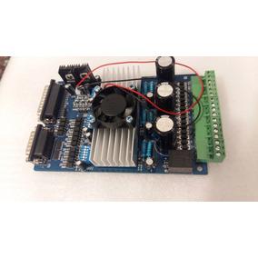 Cnc Tarjeta Controladora Tb6560 3ejes 3.5a De Motor A Pasos