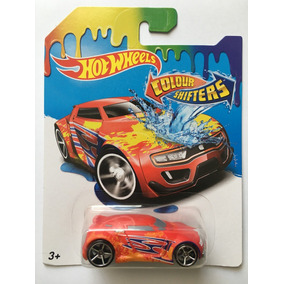 Hot Wheels Color Shifters 2017 Cambian De Color X Unidad