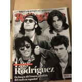 Revista Rolling Stone Septiembre 2018 Los Rodriguez