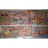 Digimon Tamers Recortables Originales 2001