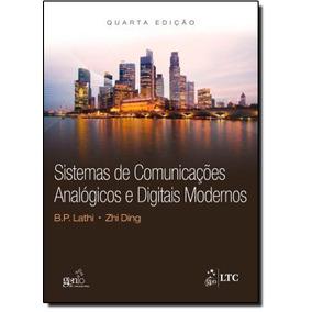 Sistemas De Comunicações Analógicos E Digitais Modernos