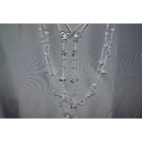 Lazo Matrimonial Cristal Boda Novios Nupcial 1 Greca