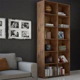 Estante Para Livros Torre/colmeia 74cm A1 Nobre Dalla Costa2