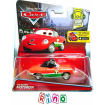 Disney Cars Giuseppe Motorosi (francesco Bernoulli Chief )